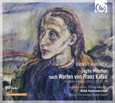 Obras de Krenek por el RIAS kammerchor y Hans-Christoph Rademann