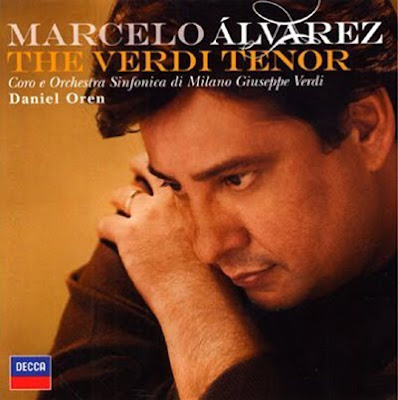 The Verdi Tenor. Marcelo Álvarez en Decca