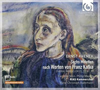 Obras corales de Krenek por el RIAS Kammerchor y Hans Christoph Rademann