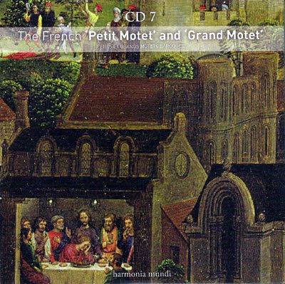 Motetes franceses en el volumen 7 de Sacred Music
