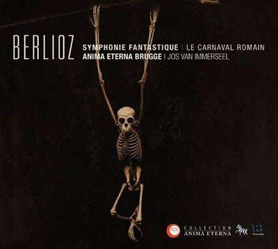 La Sinfonía fantástica de Berlioz por Jos van Immerseel en Zig Zag Territoires