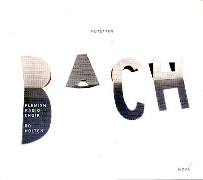 Motetes de Bach por Holten