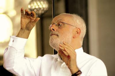 El clavecinista, organista y director holandés Ton Koopman