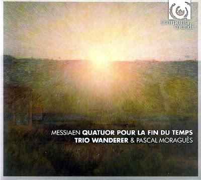 Cuarteto para el fin de los tiempos de Messiaen