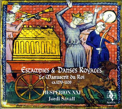 Estampies & Danses Royales por Savall