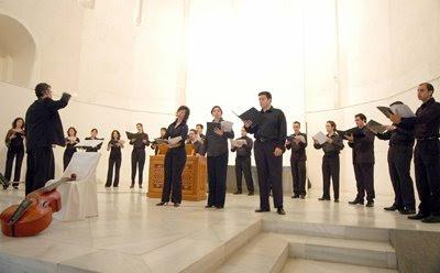 Coro Barroco de Andalucía (© Juan Carlos Vázquez / Diario de Sevilla)