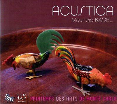 Acustica de Kagel