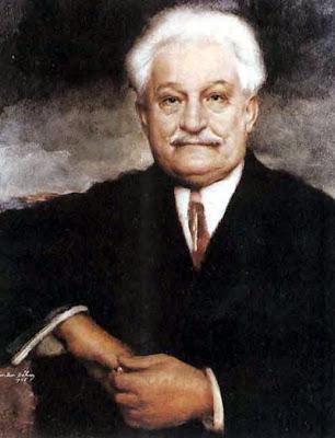 Leos Janácek en 1926 (retrato de Gustav Böhm)
