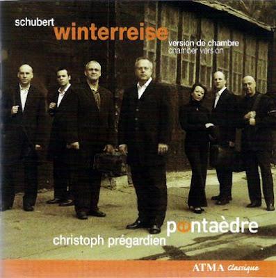 Winterreise por Prégardien y Pentaèdre