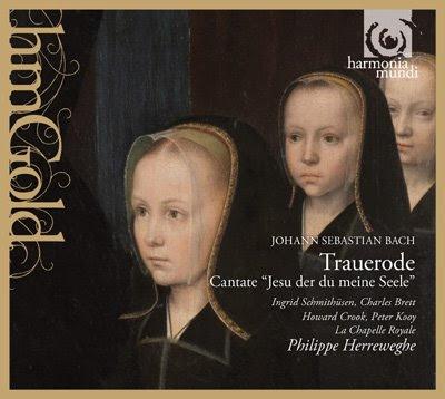 Trauerode de Bach por Herreweghe