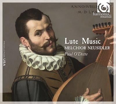 Melchior Neusidler por Paul O'Dette