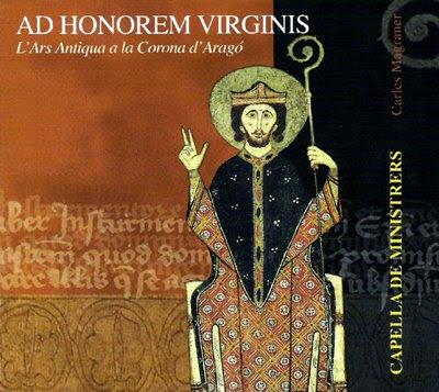 Ad honorem Virginis de la Capella de Ministrers