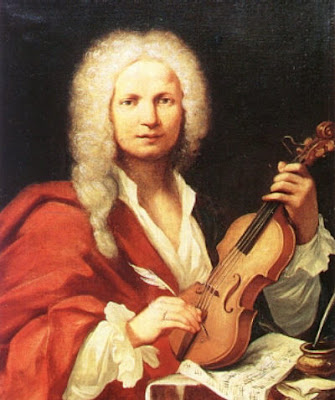 Antonio Vivaldi (Retrato anónimo. Liceo Musical de Bolonia)