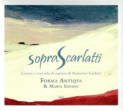 Sopra Scarlatti por María Espada y Forma Antiqva