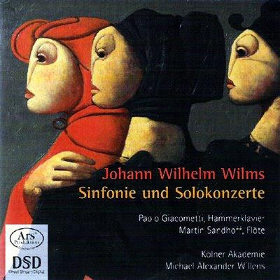 Sinfonías y conciertos de Wilms por Willens