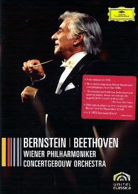 El Ciclo Beethoven de Bernstein en DVD
