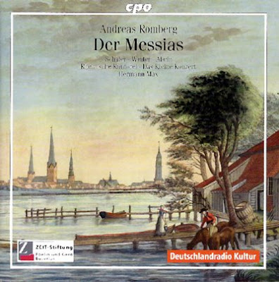 El Mesías de Romberg por Hermann Max