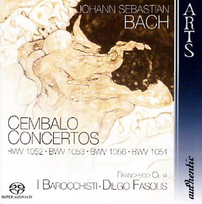 Conciertos de Bach por Francesco Cera y Diego Fasolis