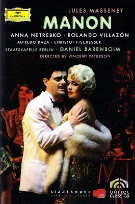 La Manon de Barenboim y Paterson en DG