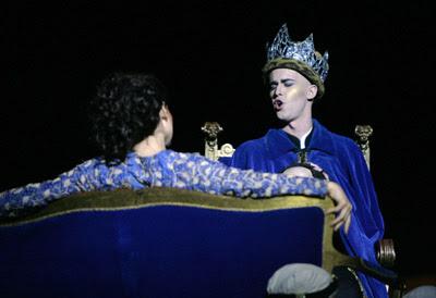 Giulio Cesare en el Maestranza (© Antonio Pizarro / Diario de Sevilla)