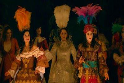 Un momento de Cadmus et Hermione en la Opéra Comique