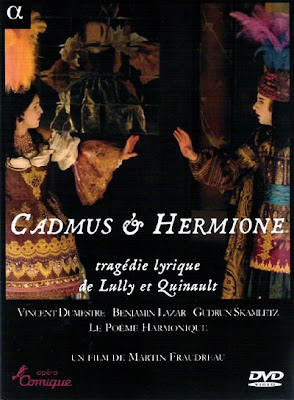 CAdmus et Hermione de Lully en Alpha