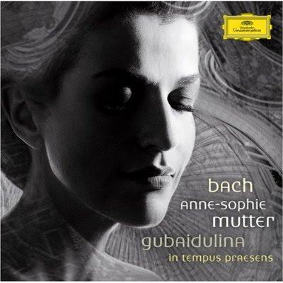 Bach y Gubaidulina por Mutter en DG