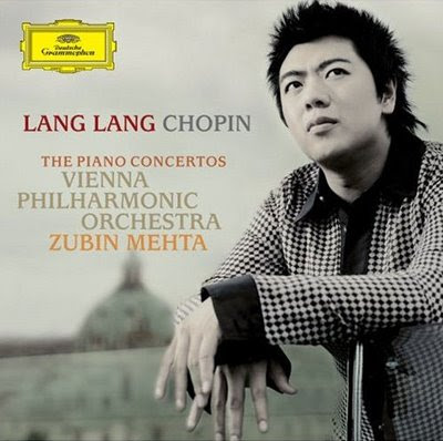 Lang Lang toca los Conciertos de Chopin con Mehta en DG