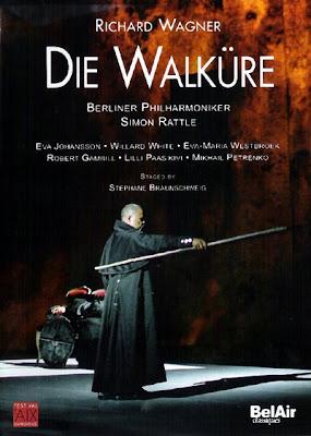 Die Walküre de Rattle y Braunschweig