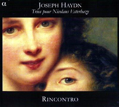 El Haydn de Rincontro en Alpha