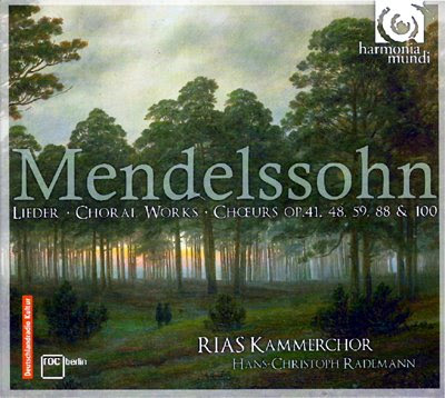 Mendelssohn coral en HM
