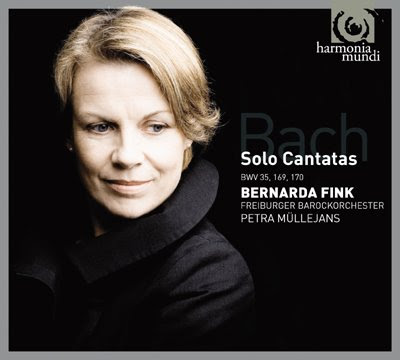 Bach por Fink y Freiburger Barockorchester
