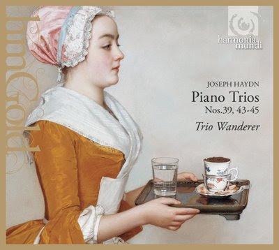 Haydn por el Trío Wanderer