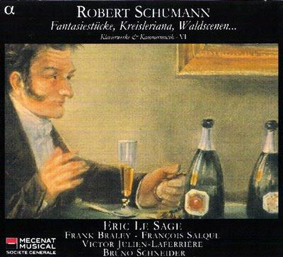 Vol.VI del Schumann de Eric Le Sage en Alpha