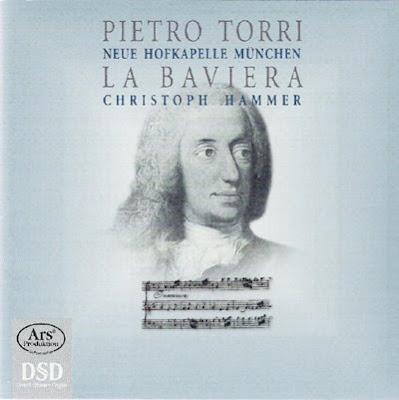 Pietro Torri por Christoph Hammer y la Neue Hofkapelle München