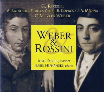 Weber y Rossini en Columna Música