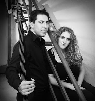 Raquel Andueza y Jesús Fernández