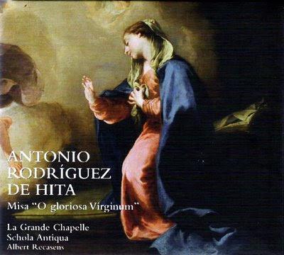 Misa O gloriosa Virginum de Antonio Rodríguez de Hita por Recasens