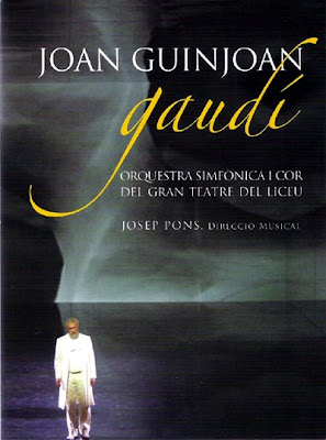 Gaudí de Guinjoan en el sello Columna Música