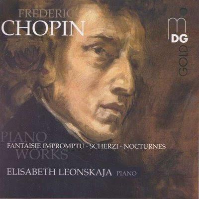 Elisabeth Leonskaja interpreta Chopin en MDG