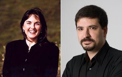 Itziar Barredo e Íñigo Sampil