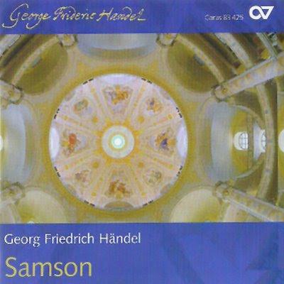 Samson de Haendel por McGegan en Carus