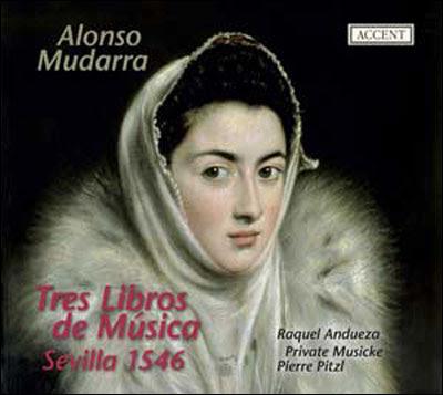 Raquel Andueza y Private Musicke hacen música del Renacimiento español