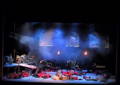 El Cyrano de Bergerac de david Alagna que se verá en noviembre en el Maestranza