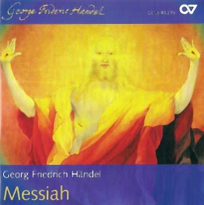 El Mesías de Haendel por Frieder Bernius en Carus
