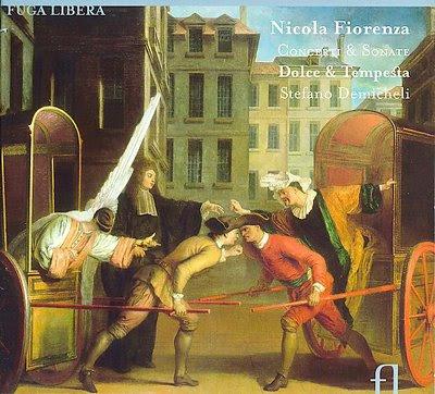 Concerti & Sonate de Nicola Fiorenza por Stefano Demicheli