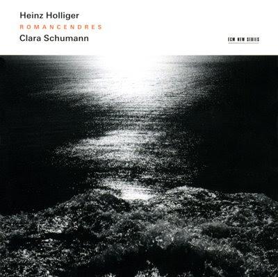 Holliger y Clara Schumann en ECM
