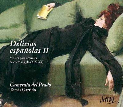 Delicias españolas II por Tomás Garrido en Verso