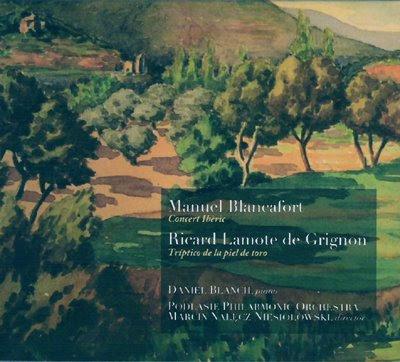 Conciertos para piano de Blancafort y Lamote de Grignon