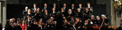 Rheinische Kantorei y Das Kleine Konzert